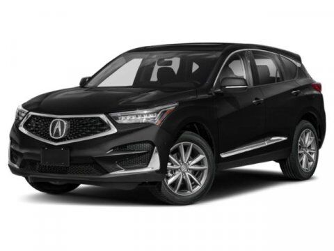 2021 White Acura RDX w/Technology Package