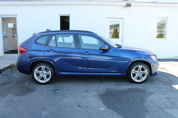 2015 Lemans Blue Metallic Bmw X1 Suvs Roanoke Com
