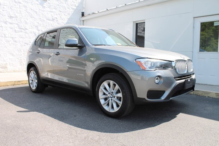 2016 Space Gray Metallic BMW X3
