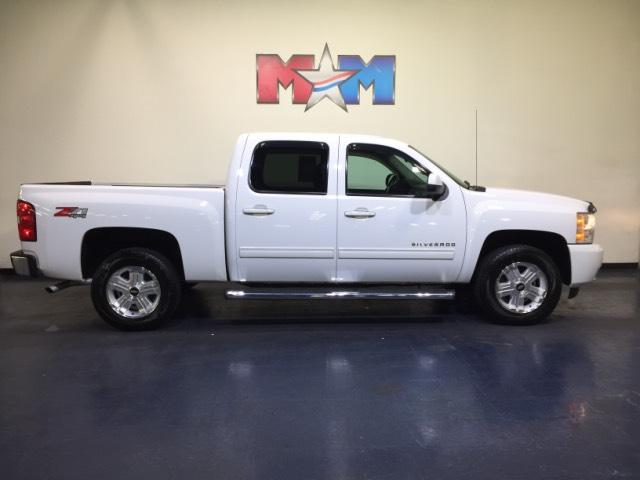 Shelor Used Cars >> 2012 Summit White Chevrolet Silverado 1500 | Trucks ...
