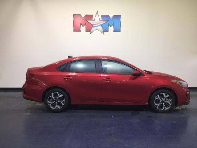 2019 Red Kia Forte Sedans Roanoke Com