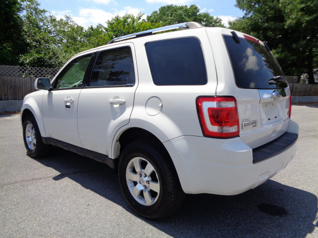Berglund Used Cars >> 2012 White Ford Escape - Roanoke Times: Suv