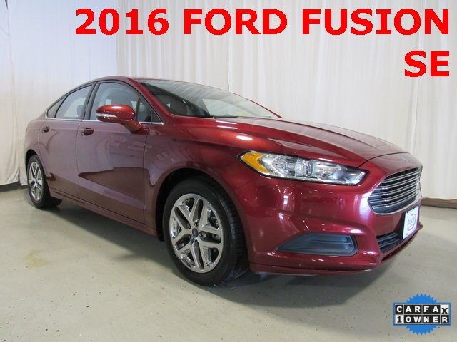 2016 Ruby Red Metallic Tinted Clearcoat Ford Fusion