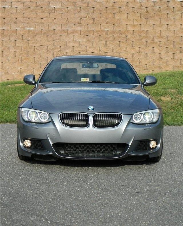 2013 Space Gray Metallic BMW 3 Series