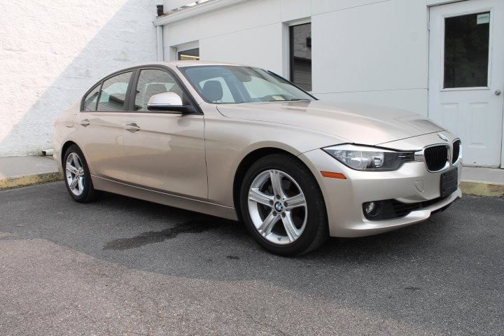2014 Orion Silver Metallic BMW 328 - Roanoke Times: Sedan
