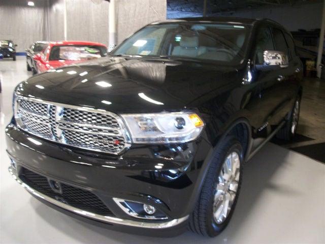 c13f42d85f 2015 Black Forest Green Pearlcoat Dodge Durango