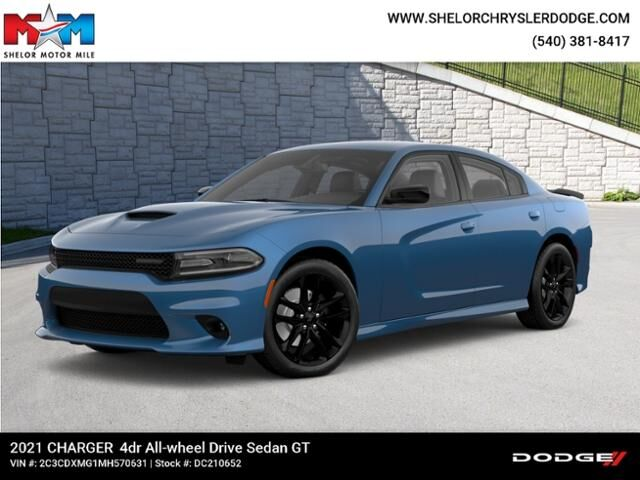 2021 Frostbite Dodge Charger