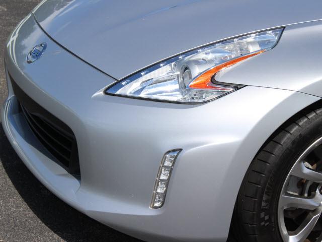 2013 Silver Nissan 370Z