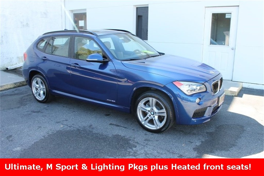 2015 Lemans Blue Metallic BMW X1