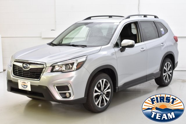 2019 Ice Silver Metallic Subaru Forester Suvs Roanoke Com