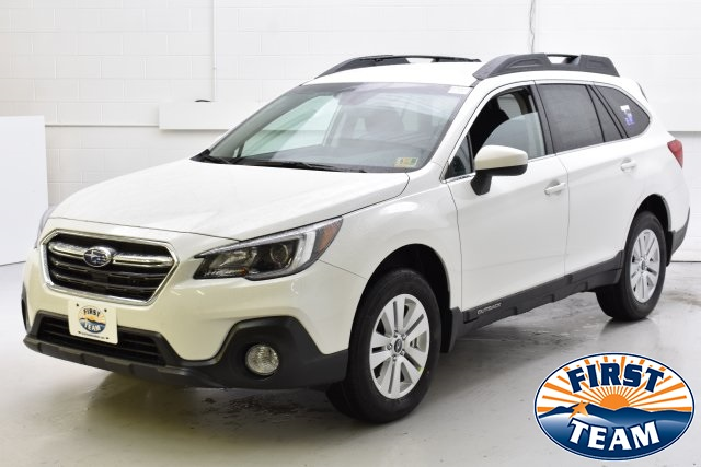 2019 Crystal White Pearl Subaru Outback Suvs Roanoke Com
