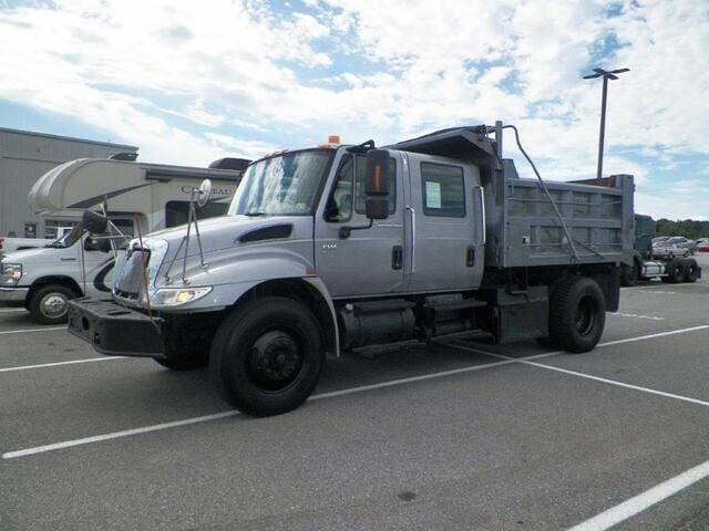 2007 Gray INTERNATIONAL DURASTAR 4300