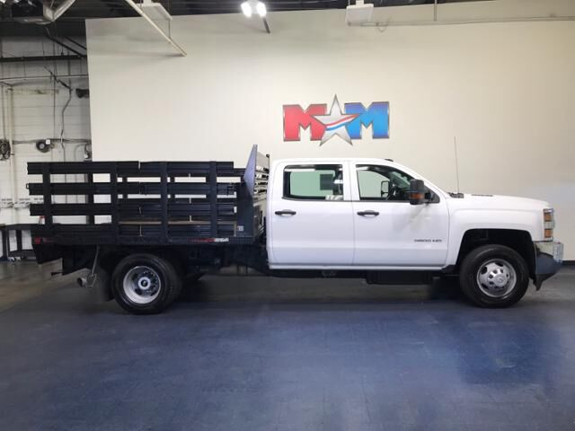 2015 Summit White Chevrolet Silverado 3500HD
