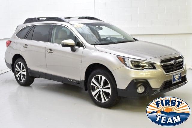 2018 Tungsten Metallic Subaru Outback
