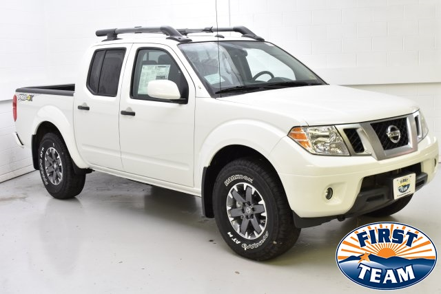 2019 Glacier White Nissan Frontier | Trucks | roanoke.com