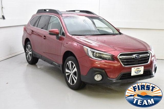 2019 Crimson Red Pearl Subaru Outback Suvs Roanoke Com