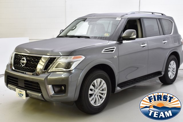 Nissan Dealers In Va >> 2019 Gun Metallic Nissan Armada | Cars | roanoke.com