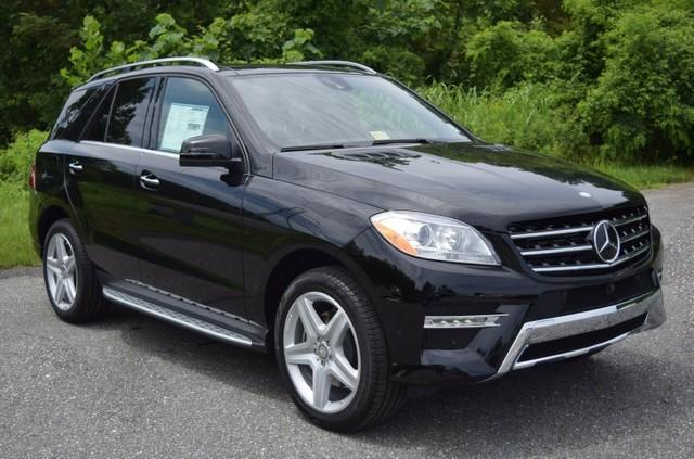 2015 Black Mercedes Benz M Class Roanoke Times Suv