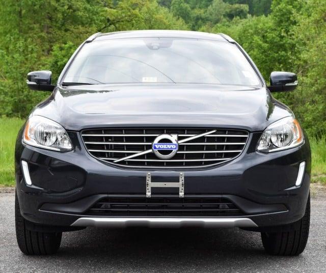 Volvo Xc60 Suv: 2015 Savile Gray Metallic Volvo XC60