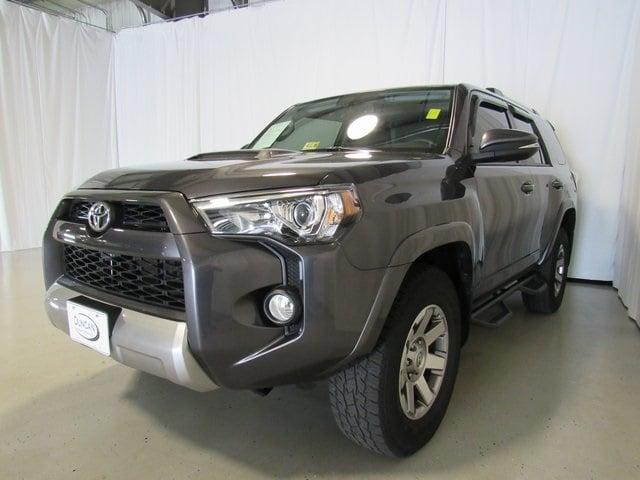 2015 Magnetic Gray Metallic Toyota 4Runner