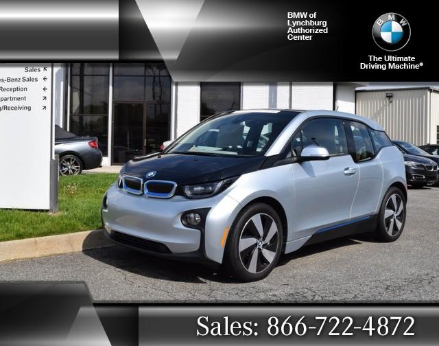 2014 Ionic Silver Metallic w/BMW i Fr BMW i3