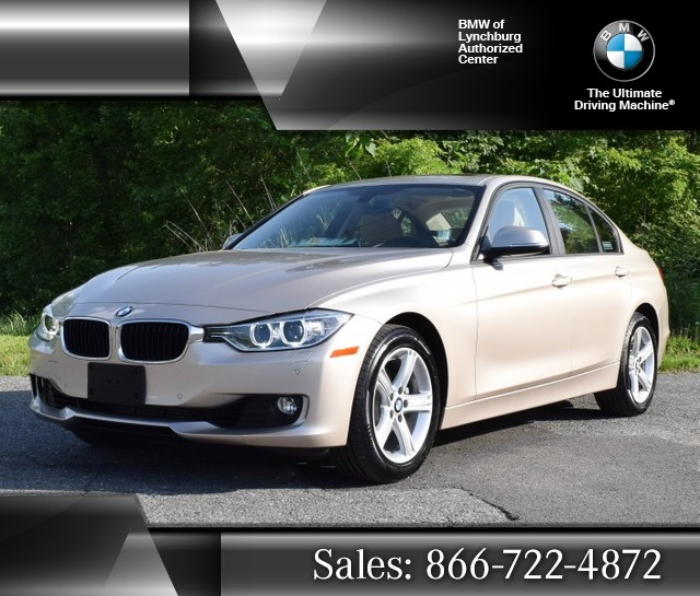 2013 Orion Silver Metallic BMW 3 Series