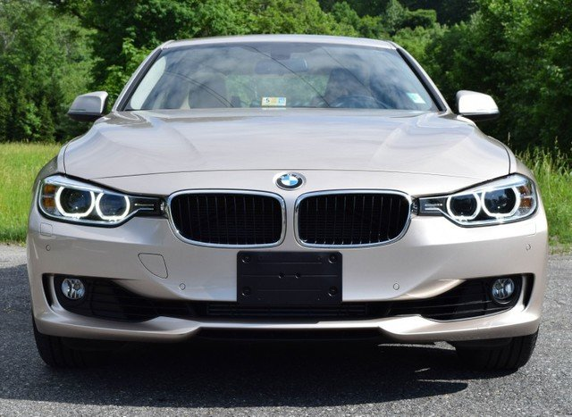 2013 Orion Silver Metallic BMW 3 Series - Roanoke Times: Sedan