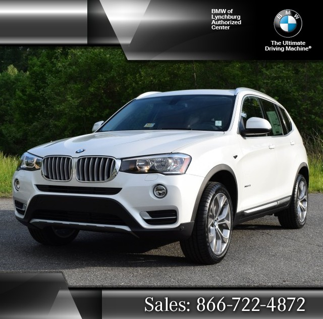 2016 Bmw X3 Cars Roanoke Com
