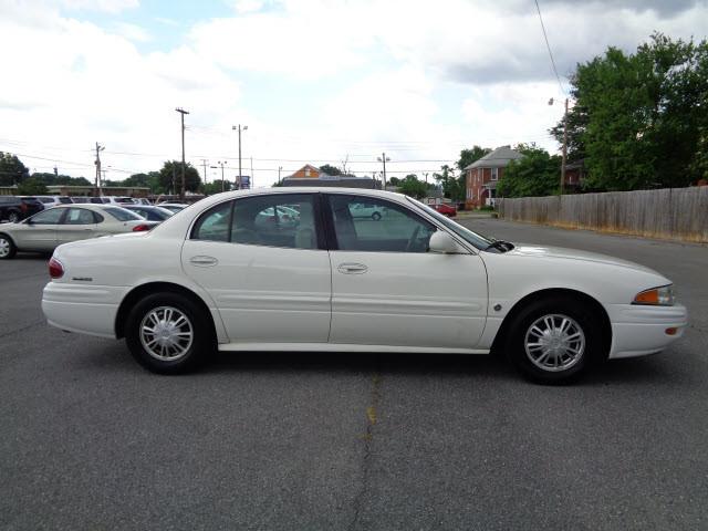 2002 Gray Buick LeSabre - Roanoke Times: Sedan