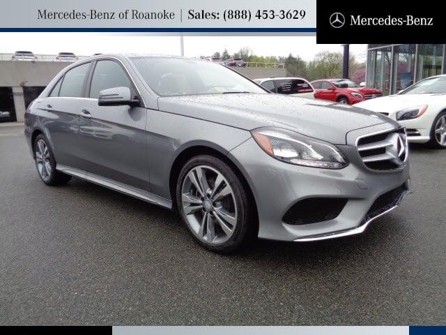 2015 Mercedes Gl450 >> 2015 Palladium silver Mercedes-Benz E-Class - Roanoke
