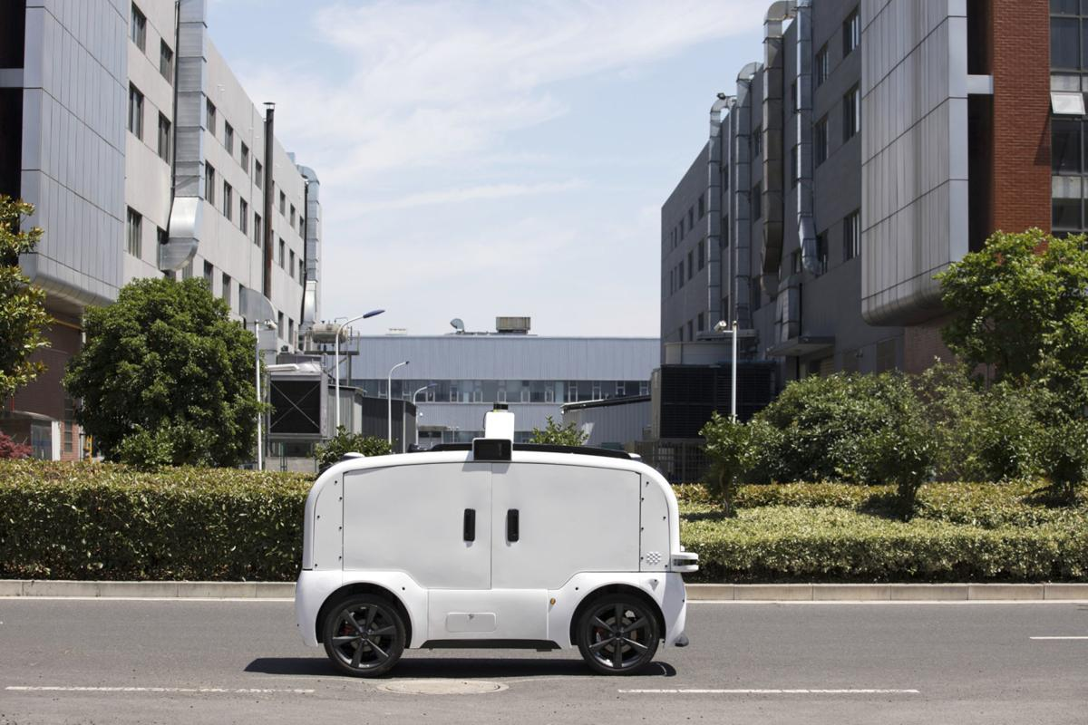 DRIVERLESS-DELIVERY