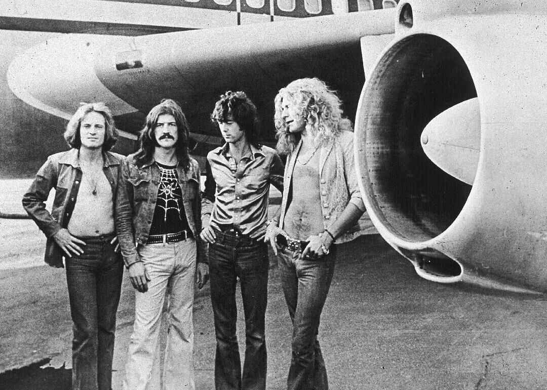 'Stairway to Heaven' by Led Zeppelin (copy)