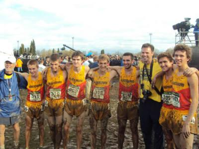 pretty nice 0d899 81757 More photos of Blacksburg runners at Nike Nationals XC ...
