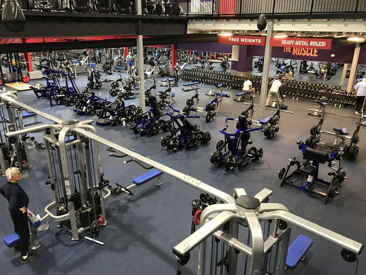 Business intel: crunch fitness wraps up massive renovation in