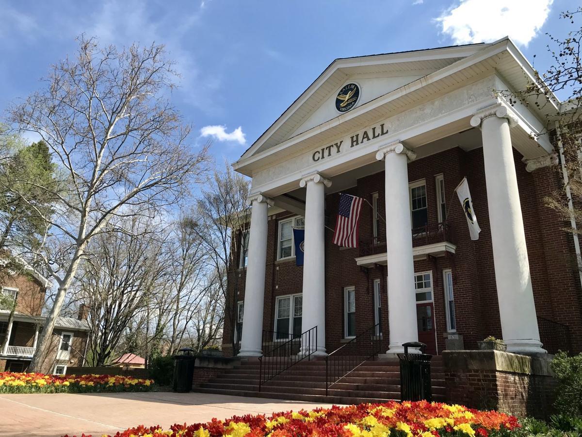 Salem City Hall