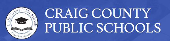 Craig County school logo