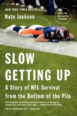 Jackson book shows understanding of sweat and sacrifice