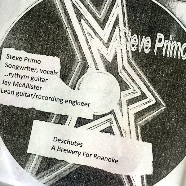 Steve Primo CD