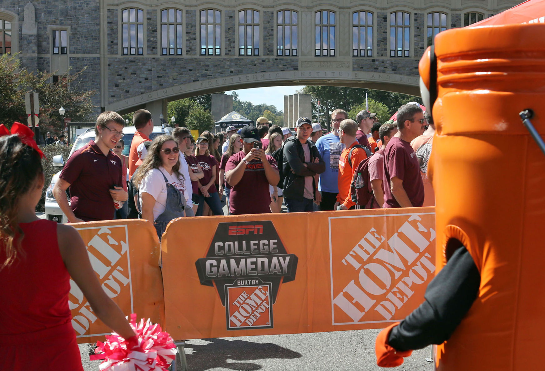 Best ESPN College GameDay signs Week 5: Clemson vs. Virginia Tech