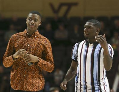 Landers Nolley staying at Virginia Tech