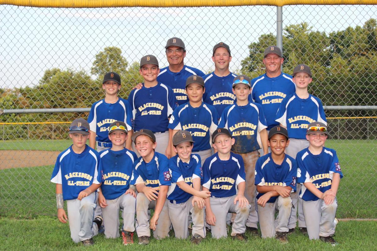 Dixie Youth Baseball | New River Valley | roanoke com