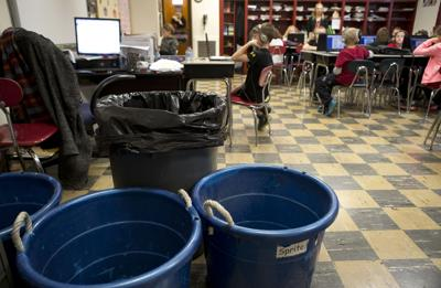 Building conditions deteriorate in cash-strapped school districts