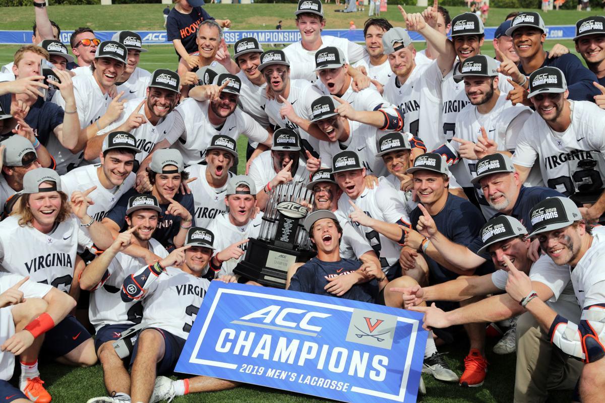 7ca50f46 UVa crushes Notre Dame to win ACC men's lacrosse tournament final ...
