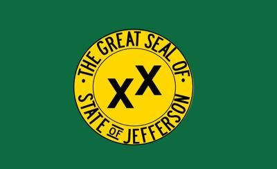 Jefferson state flag