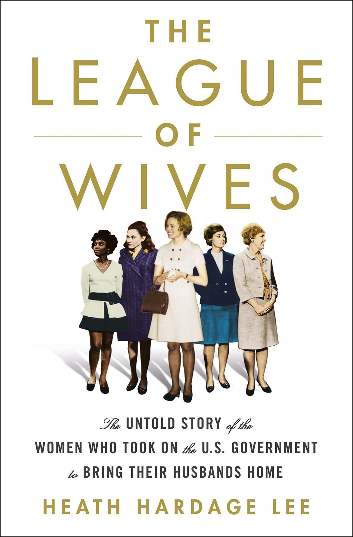 The League of Wives book cover