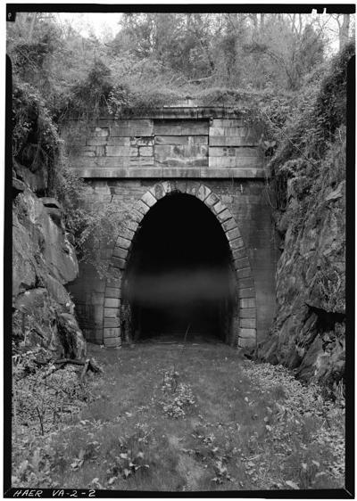 Blue Ridge Tunnel