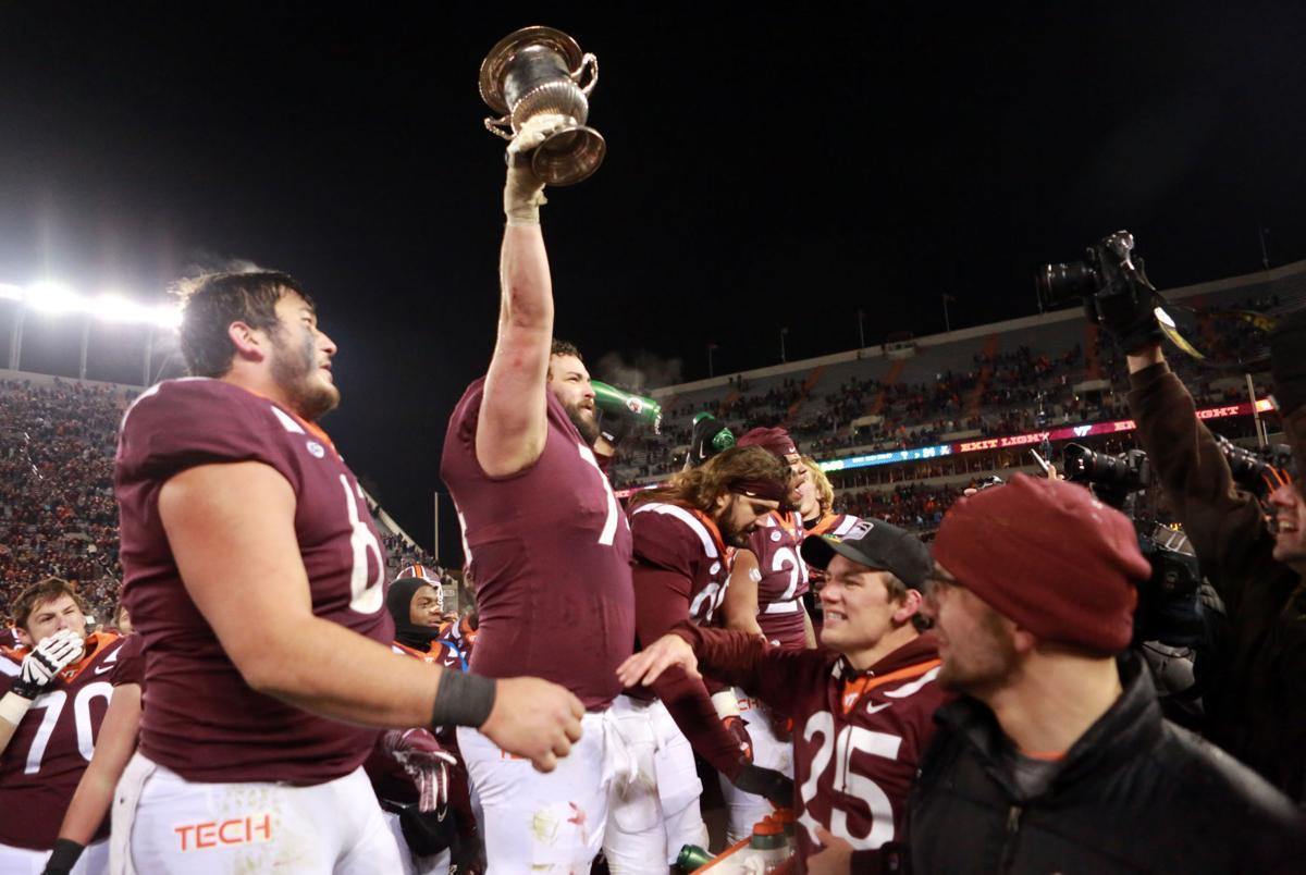 Virginia Tech Shocks Virginia In Overtime To Retain
