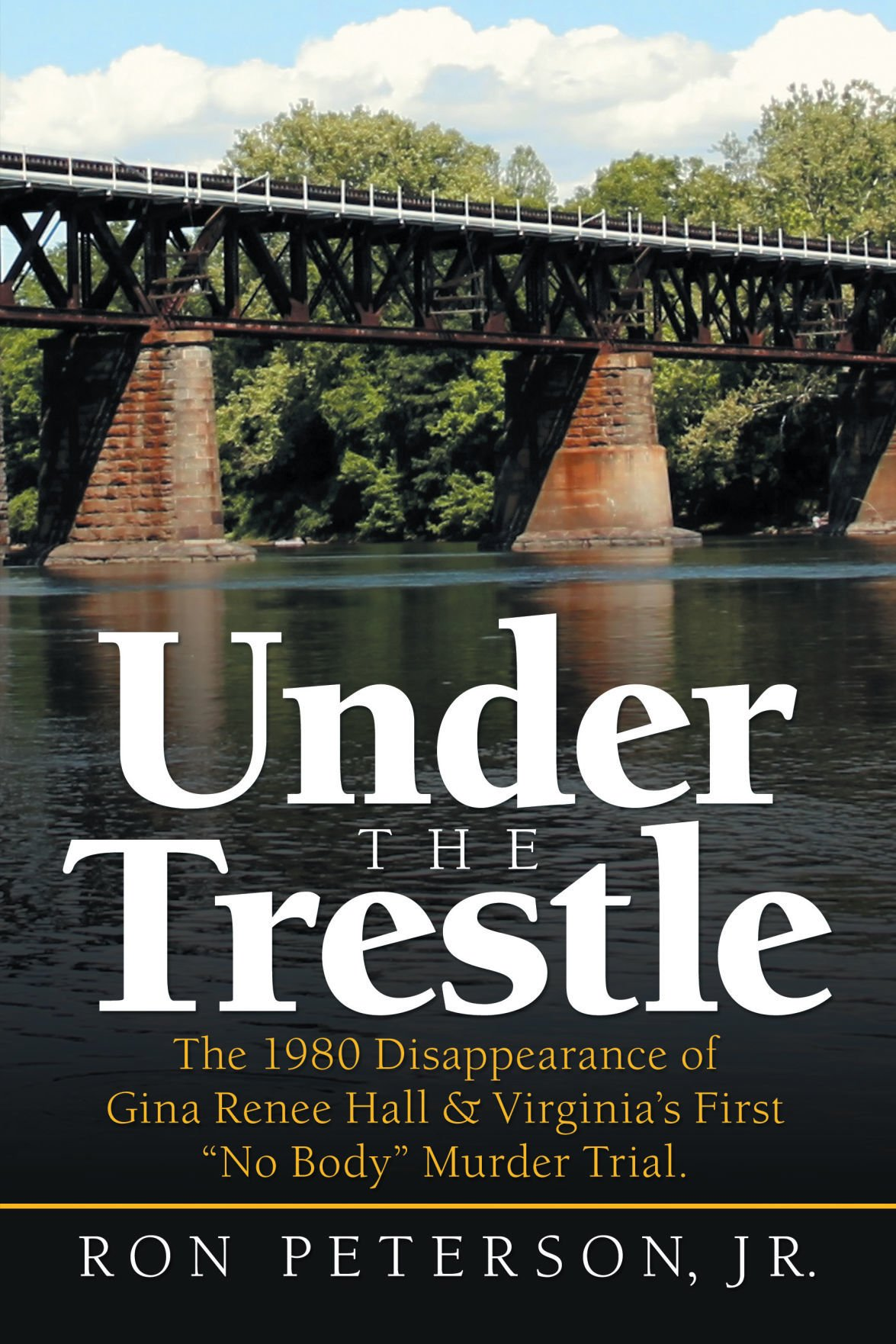 Ron Peterson book about Gina Hall murder