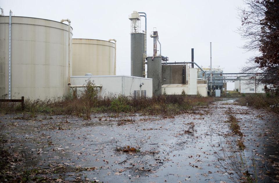 Thomasville plant in Appomattox