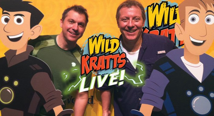 Updated how to get meet and greet tickets to wild kratts live wild kratts live m4hsunfo